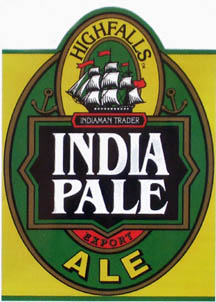 India Pale Export