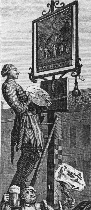 Hogarth chequers