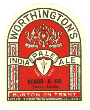 Worthington White Shield IPA