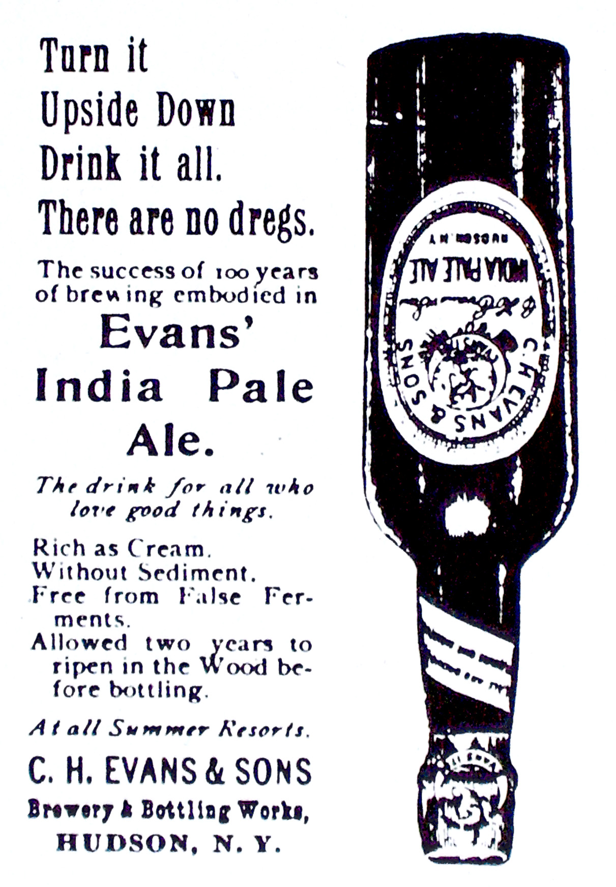 Image result for origin of indian pale ale