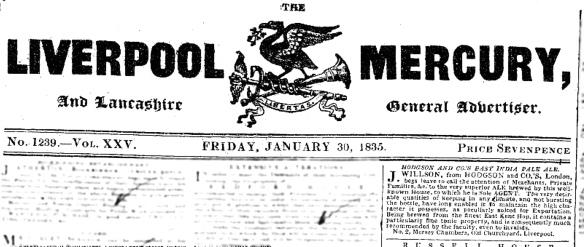 Liverpool Mercury