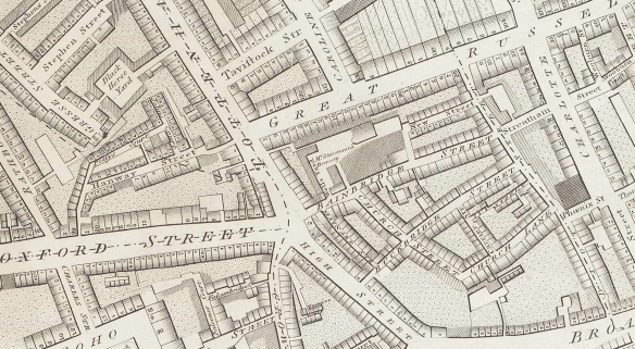 4d1dbd77345d Lost St Giles and its poverty past – Past In The Present