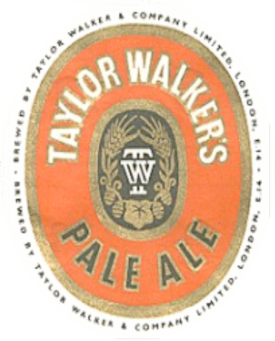 Taylor Walker The Brewery Name That Just Won T Die Zythophile