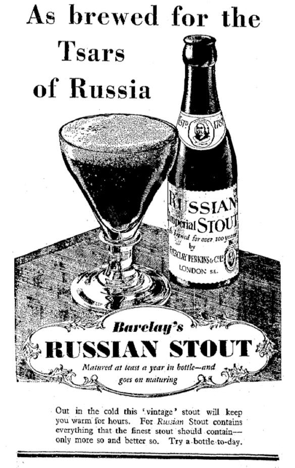 Russian Stout