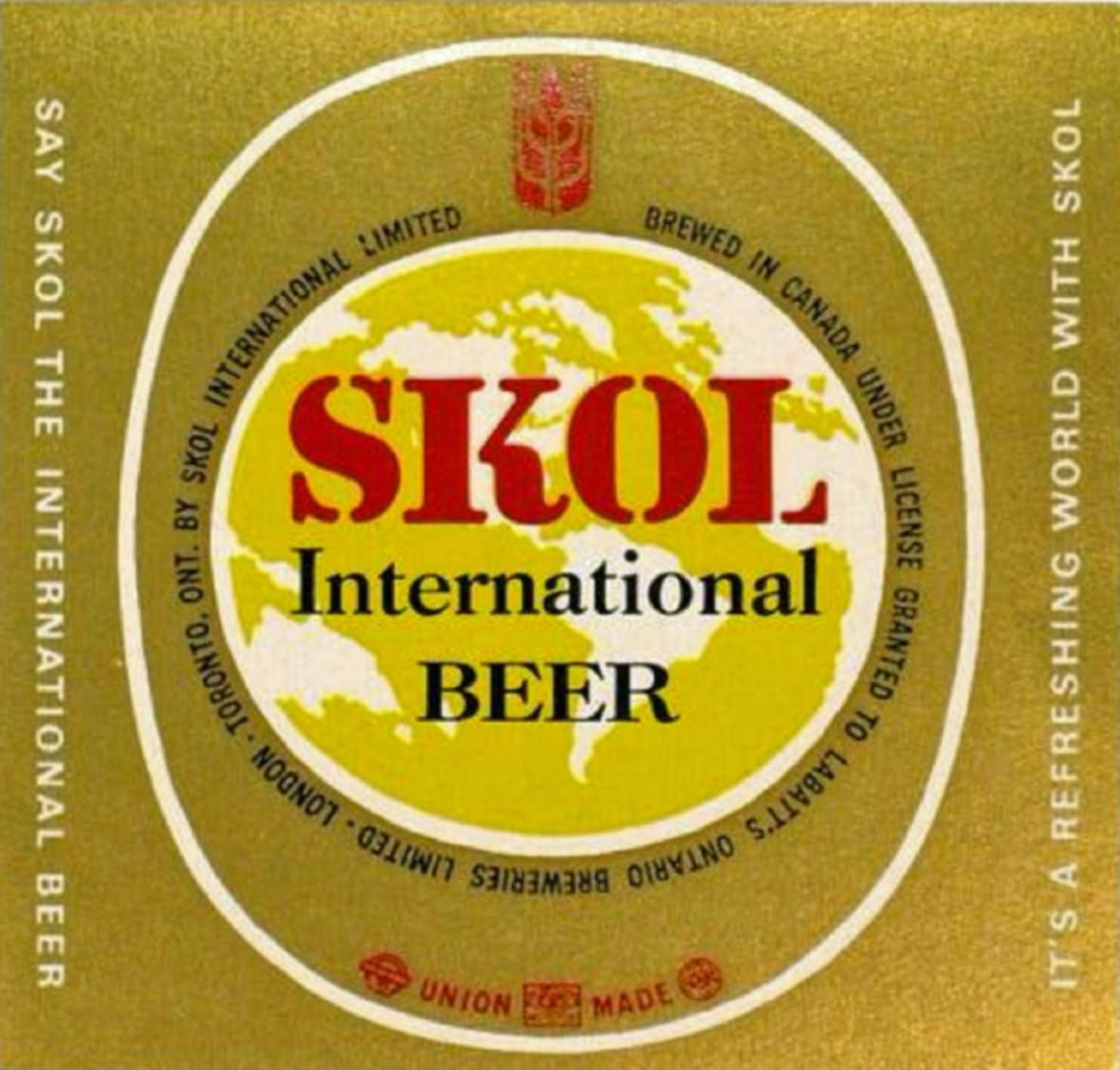 Suficiente Skol – Uma cerveja com história e tradição! - Beercast Brasil AE58