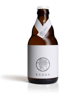Kagua Blanc bottle