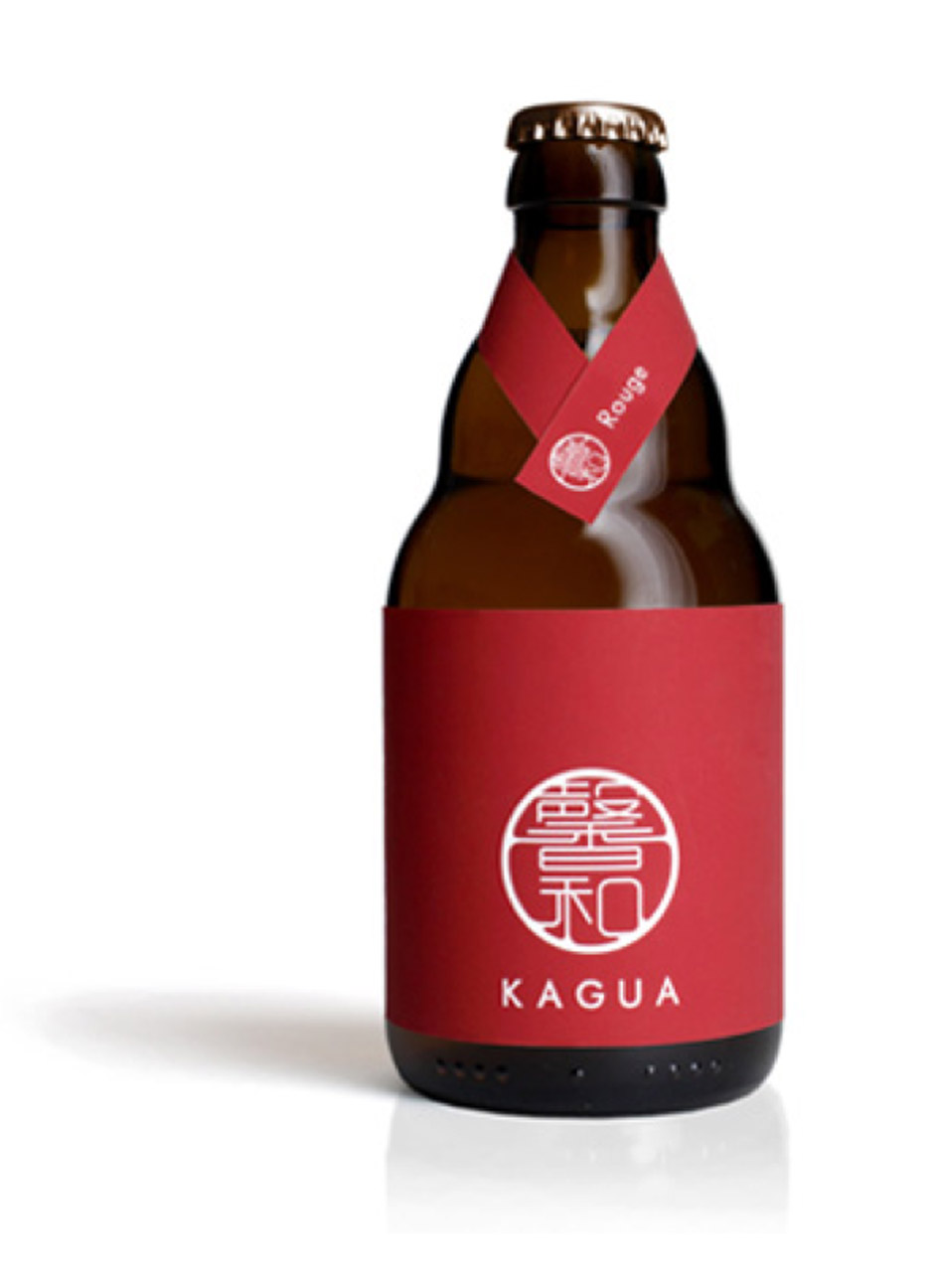 Kagua Rouge bottle