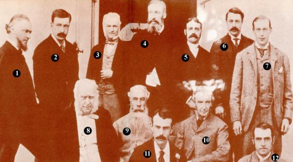 1886 Truman's partners