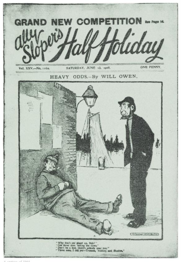 Ally Sloper 1908