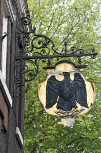 Black Eagle sign