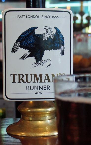 Truman's 'new' runner