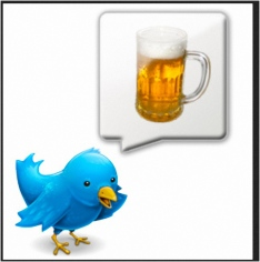 beer-speaking twitterbird