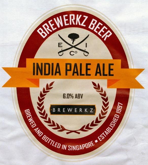 Brewerkz IPA 2