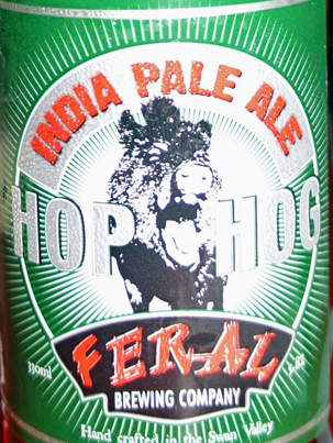 Feral Hop Hog