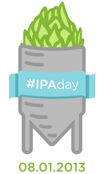 ‬IPAday 2013 logo