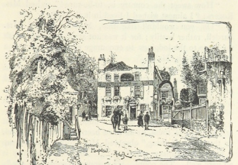 The Spaniards, Hampstead