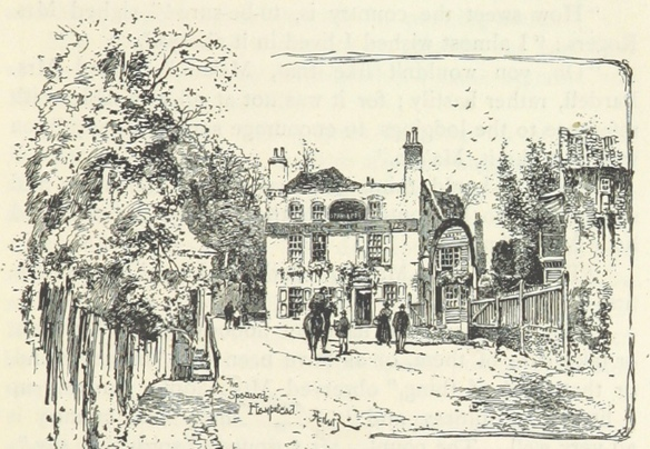 The Spaniards, Hampstead