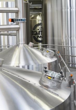 Stainless Steel for Punks: the lovely shiny kit inside BrewDog's Ellon brewery