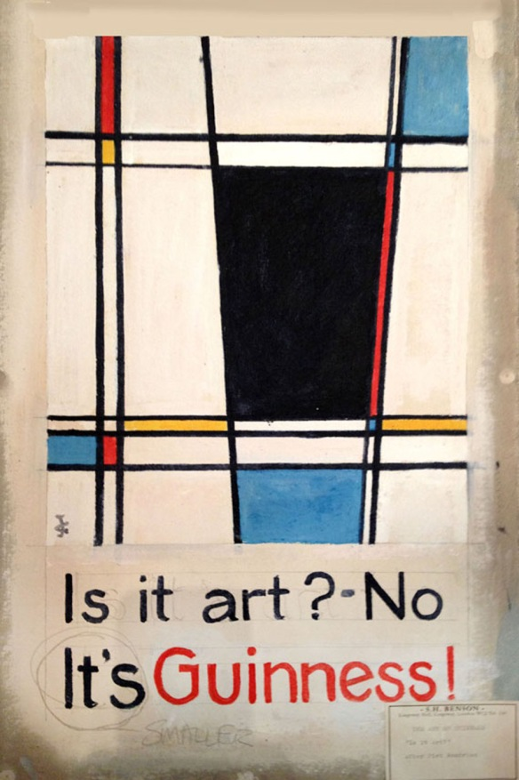 Mondrian by Gilroy