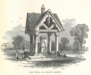 The well on Ockley Green, Dorking