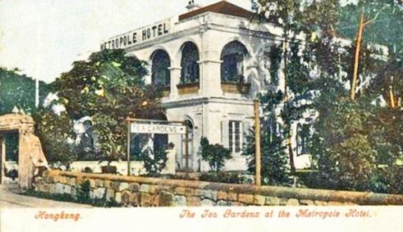 Metropole Hotel 1905 HK