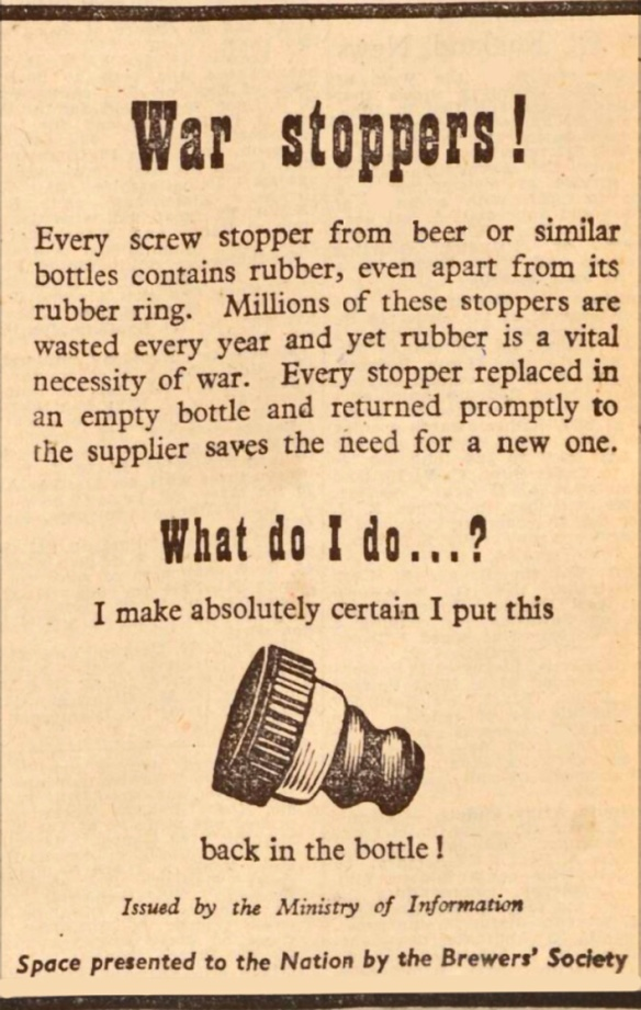 Save stoppers ad
