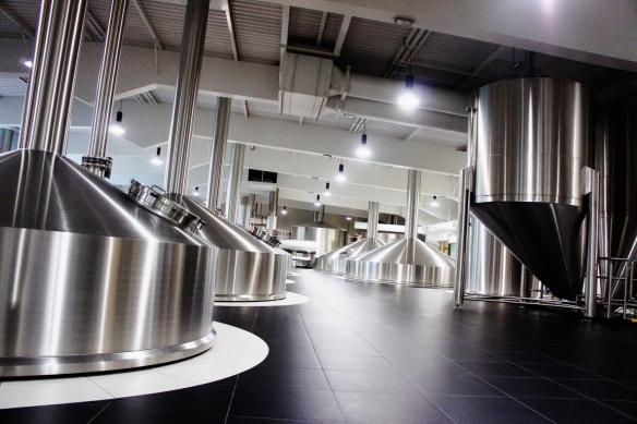 Interior Guinness Brewhouse No4