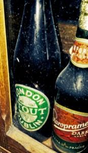 London & Dublin Stout at the Porterhouse