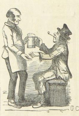 Cruickshank's barman