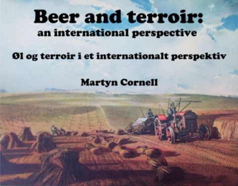 Beer and terroir cover