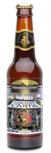 A rare example of a British ale with place-specific ingredients
