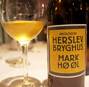 Hø Øl, or 'Hay Ale',