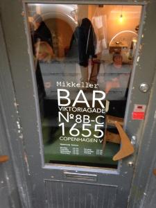 Mikkeller front door