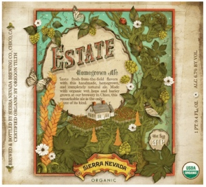 Sierra Nevada Estate Ale