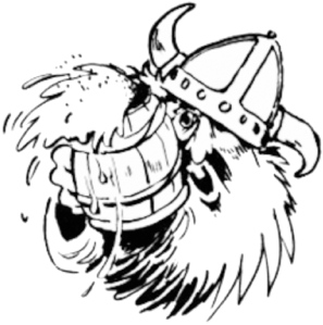 Crazy Viking logo