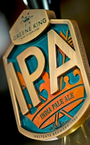 Greene King IPA new look