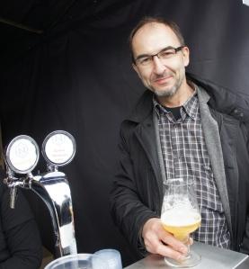 Jarek Domagalski of Browar Nepomucen