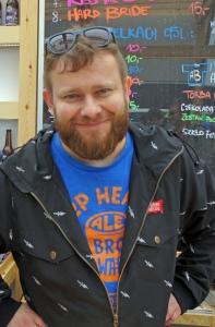 Michał Saks of AleBrowar
