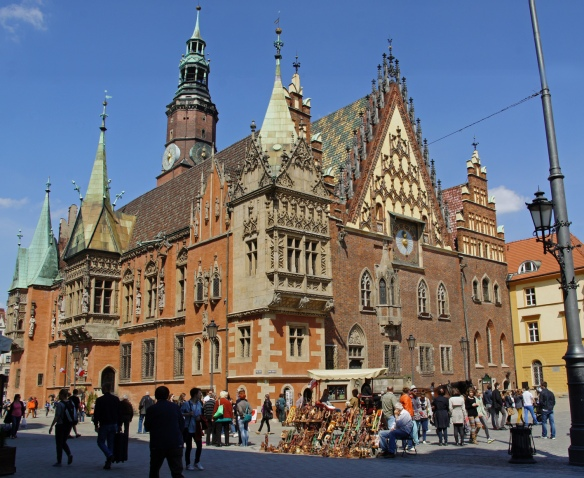 The Old Town Hall Wrocław